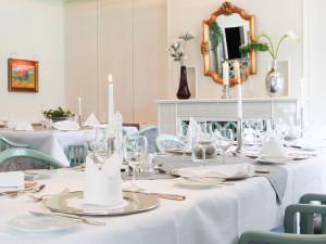 Restaurant Tisch / Raum - Hotel Schmidt Hagen