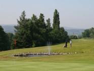 Golfplatz des Märkischen Golf Clubs Hagen in Tiefendorf